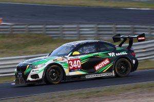 Palanga: Eerste startrij voor VR Racing by Qvick Motors