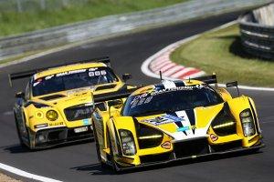24h Nürburgring: Pole voor Glickenhaus - WRT goed vooraan