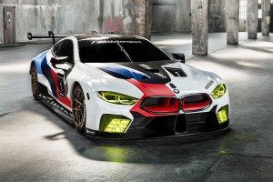 BMW maakt FIA WEC line-up bekend