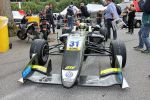 FIA F3: Spa: Lando Norris ook onstuitbaar in tweede kwalificatiesessie