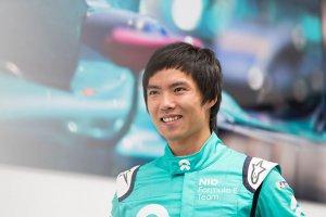 Ma Qing Hua vervoegt NIO Formula E Team