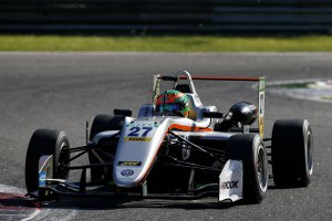 FIA F3: Monza: Pole in race 1 voor Jehan Daruvala