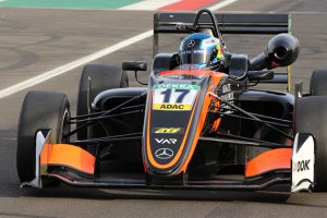 Hungaroring F3 collective test: Britten bezetten ganse top drie