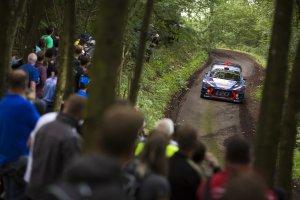 WRC: Matige start voor Neuville in Duitsland