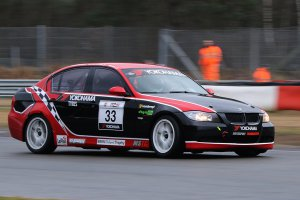 Claes-Van Samang-Van Samang - BMW 325i Club Trophy