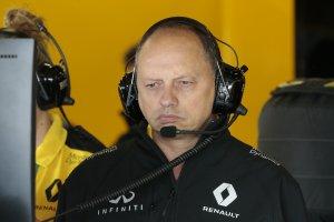 Frédéric Vasseur - Renault Sport F1 Team
