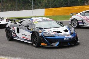 Black Bull Ecurie Ecosse - McLaren 570S GT4