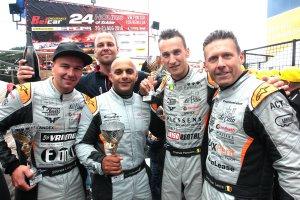 Stienes Longin/Amro Al-Hamad/Thomas Piessens/Sven Van Laere - Bas Koeten Racing