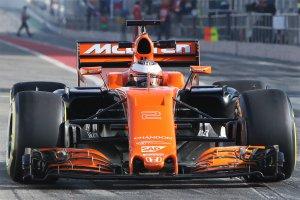 Detail McLaren-Honda MCL32 - Stoffel Vandoorne
