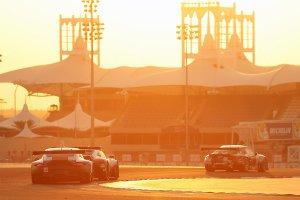 Porsche's uit de GTE klasse