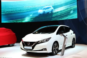 Nissan New Leaf