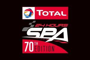 Logo 70ste editie 24H of Spa