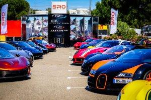 Blancpain Ultracar Sportsclub