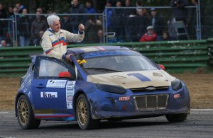 Jos Jansen - Ford Focus Supercar
