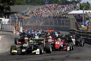 Start GP de Pau Formule 3 2017