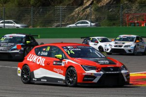 Pepe Oriola - Seat Leon TCR Craft-Bamboo Racing