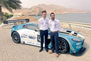 TF Sport Oman Racing Team - Aston Martin V12 Vantage