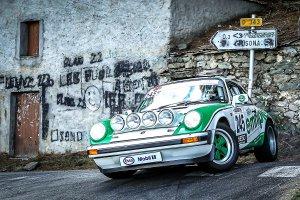 Philip Vlieghe - Filip Deplancke - Porsche 911