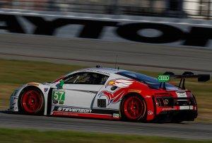 Stevenson Motorsports - Audi R8 LMS