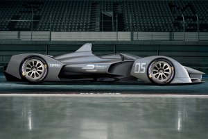 Spark Racing Technology SRT05e concept