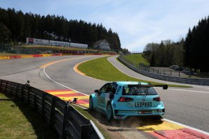 Jean-Karl Vernay - VW Golf GTI TCR