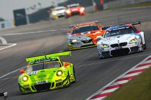 Manthey Racing - Porsche 911 GT3 R