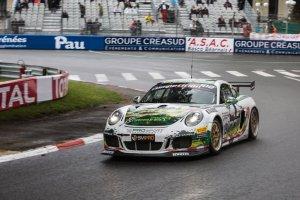 Andreas Patzelt/Nicolaj Møller Madsen - Porsche Cayman PRO4 GT4