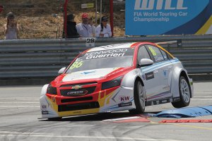 Esteban Guerrieri - Campos Racing Chevrolet Cruze TC1