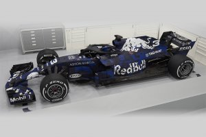 Aston Martin Red Bull Racing-TAG Heuer RB14