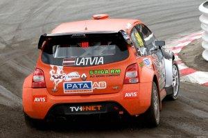 Janis Baumanis - Reanult Twingo Super1600