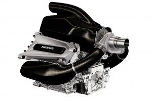 Honda F1 krachtbron 2015