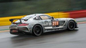 Mercedes-AMG Testteam Uwe Alzen Automotive - Mercedes-AMG GT4