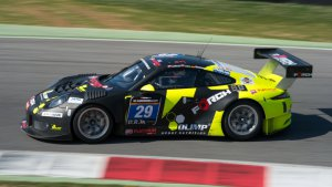 Forch Racing powered by Olimp - Porsche 991 GT3 R