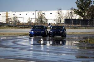 BMW M5 recordpoging langste drift