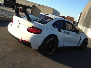 VR Racing by Qvick Motors - MARC Car BMW M2