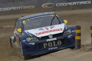 Johan Kristoffersson - VW Polo RX Supercar