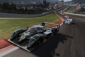 De Raidillon in Spa in Project Cars 2