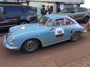 Enzo Ide-Ruben Maes - Porsche 356