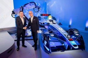ABB wordt titelsponsor van de Formule E