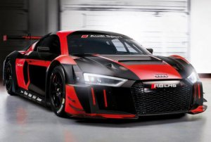 Alex Job Racing - Audi R8 LMS GT3