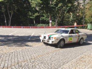 Dominique Holvoet - Bjorn Vanoverschelde  -  Toyota Celica