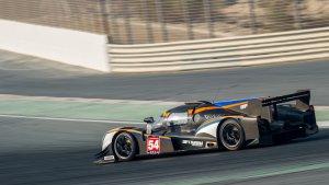 Optimum Motorsport - Ginetta G57