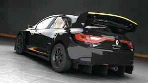 Guerlain Chicherit  - Renault Mégane IV RX Supercar