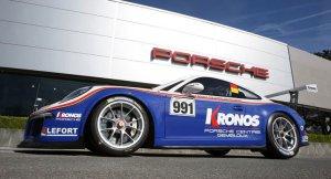 Kronos Porsche Centre - Porsche 991 Cup