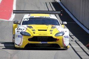 Aston Martin Brussels - Aston Martin Vantage V12