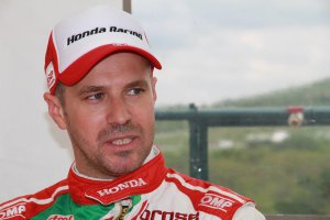 Tiago Monteiro - Castrol Honda WTC Team