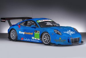 The Racers Group - Porsche 911 GT3 R