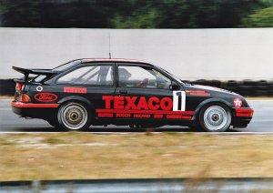Eggenberger Motorsport - Ford Sierra RS500
