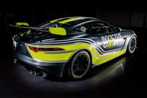 Invictus Racing - Jaguar F-Type SVR GT4