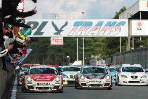 Finish 24 Hours of Zolder 2014